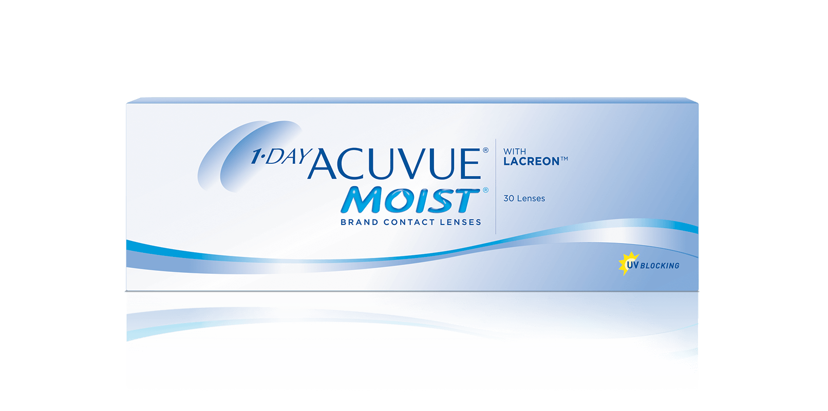 1-DAY ACUVUE® MOIST