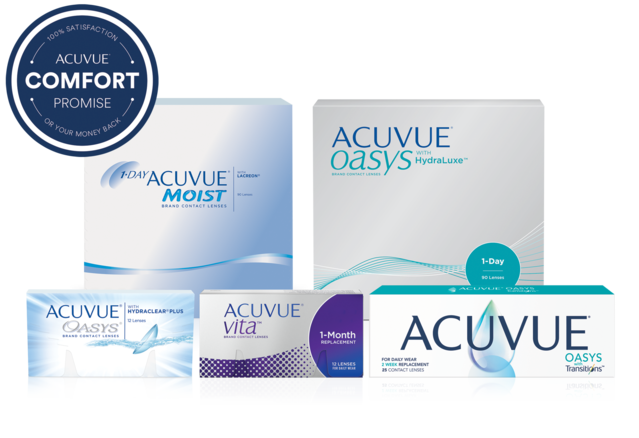 Acuvue Products