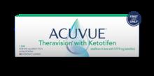 ACUVUE® Theravision® with Ketotifen packshot