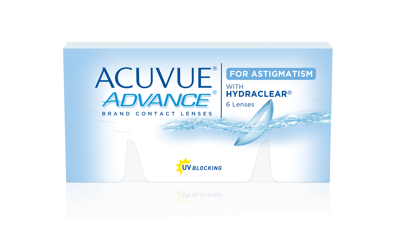 ACUVUE® ADVANCE For Astigmatism