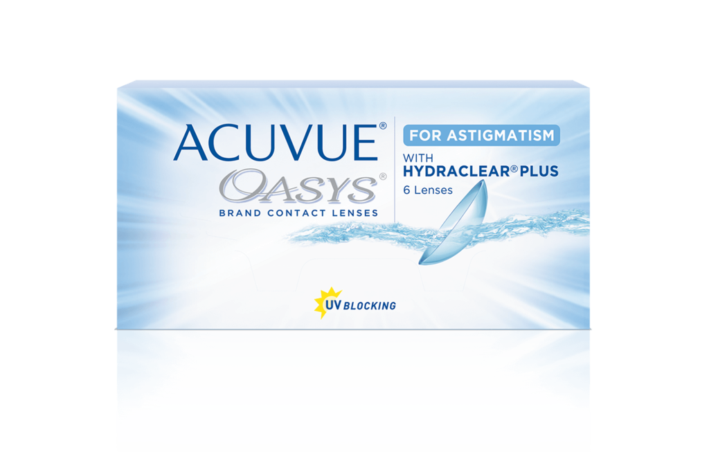 ACUVUE OASYS® for ASTIGMATISM 2-Week Contact Lenses 348e995a5c